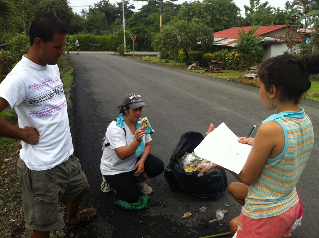 basura-recoleccion-gps-classification-geoporter-bahia-ballena-uvita-costa-rica
