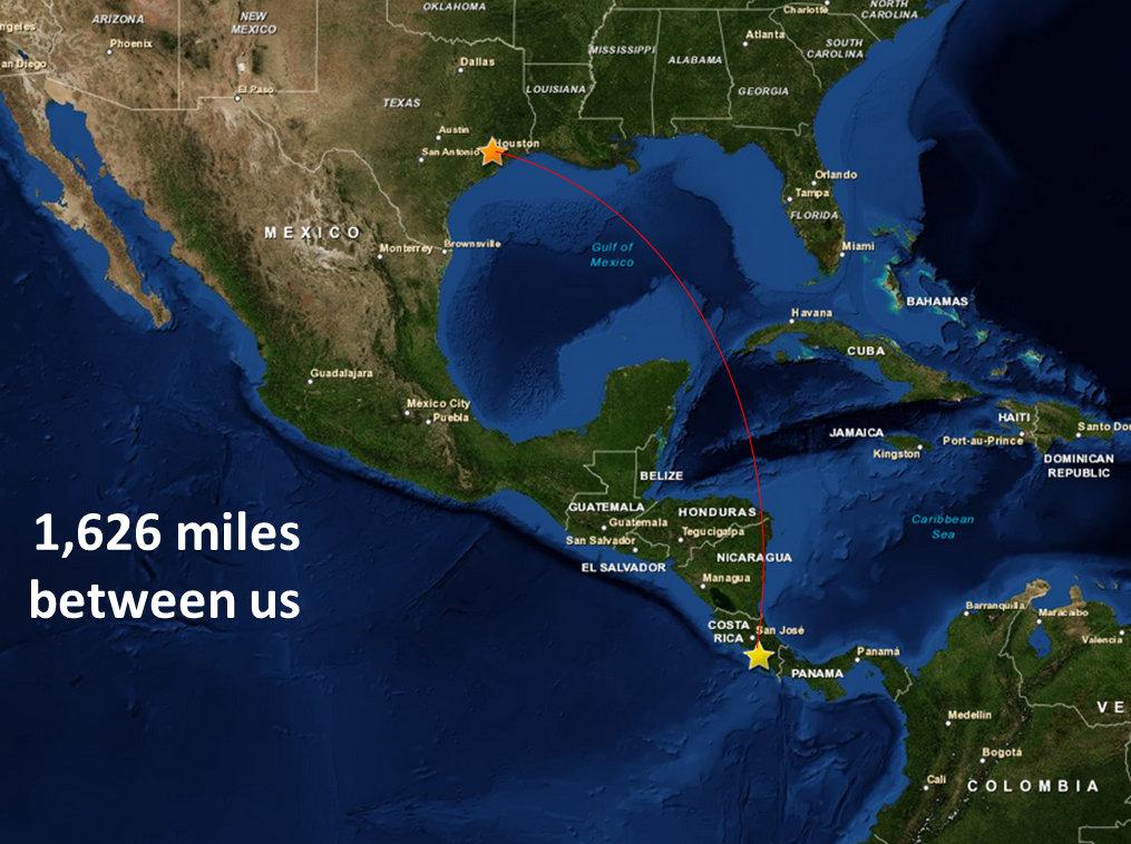 Houston Bahia GIS Day 2013