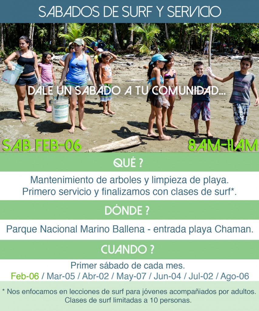 Sabados_Surf y Servicio espanol