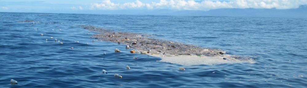basura en Pacific