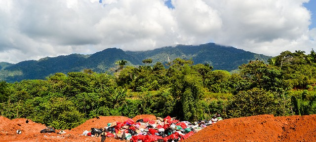 Landfill for Costa Ballena
